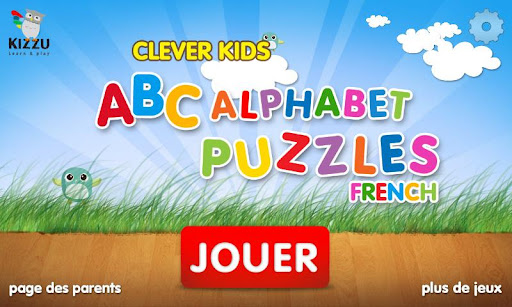 玩免費教育APP|下載ABC French Alphabet Puzzles app不用錢|硬是要APP