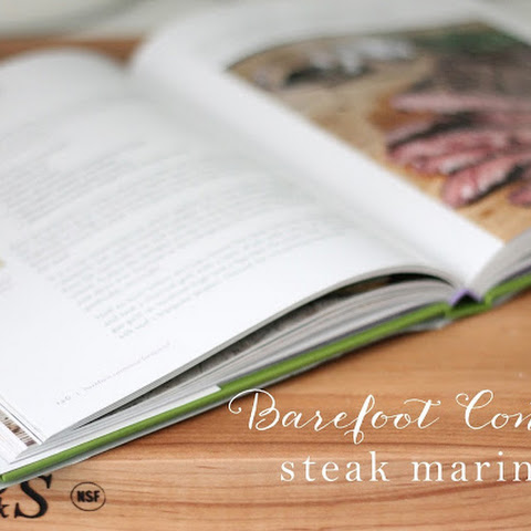 Barefoot Contessa Marinated Steak