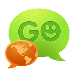 GO SMS Pro Malay package APK Image