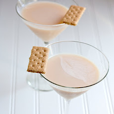 Banana Cream Pie Martini