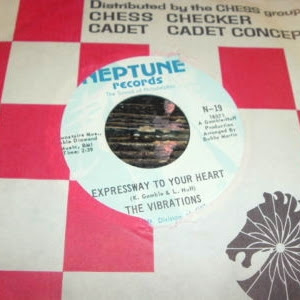 The Vibrations - Expressway To Your Heart / Who's Gonna Help Me Now