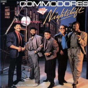 The Commodores - Nightshift / I Keep Running