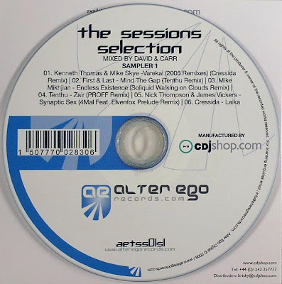 4Mal / The Sessions Selection Sampler 1