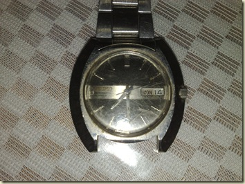 Abah's Old Watch