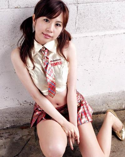 Gadis Cantik Sma