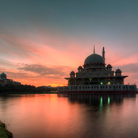 Putra Mosque by Sham ClickAddict - Landscapes Sunsets & Sunrises