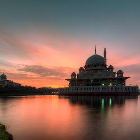 Putra Mosque by Sham ClickAddict - Landscapes Sunsets & Sunrises