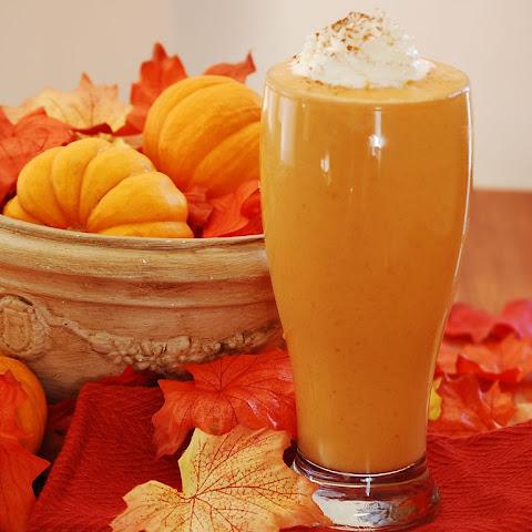 Pumpkin Pie Shakes
