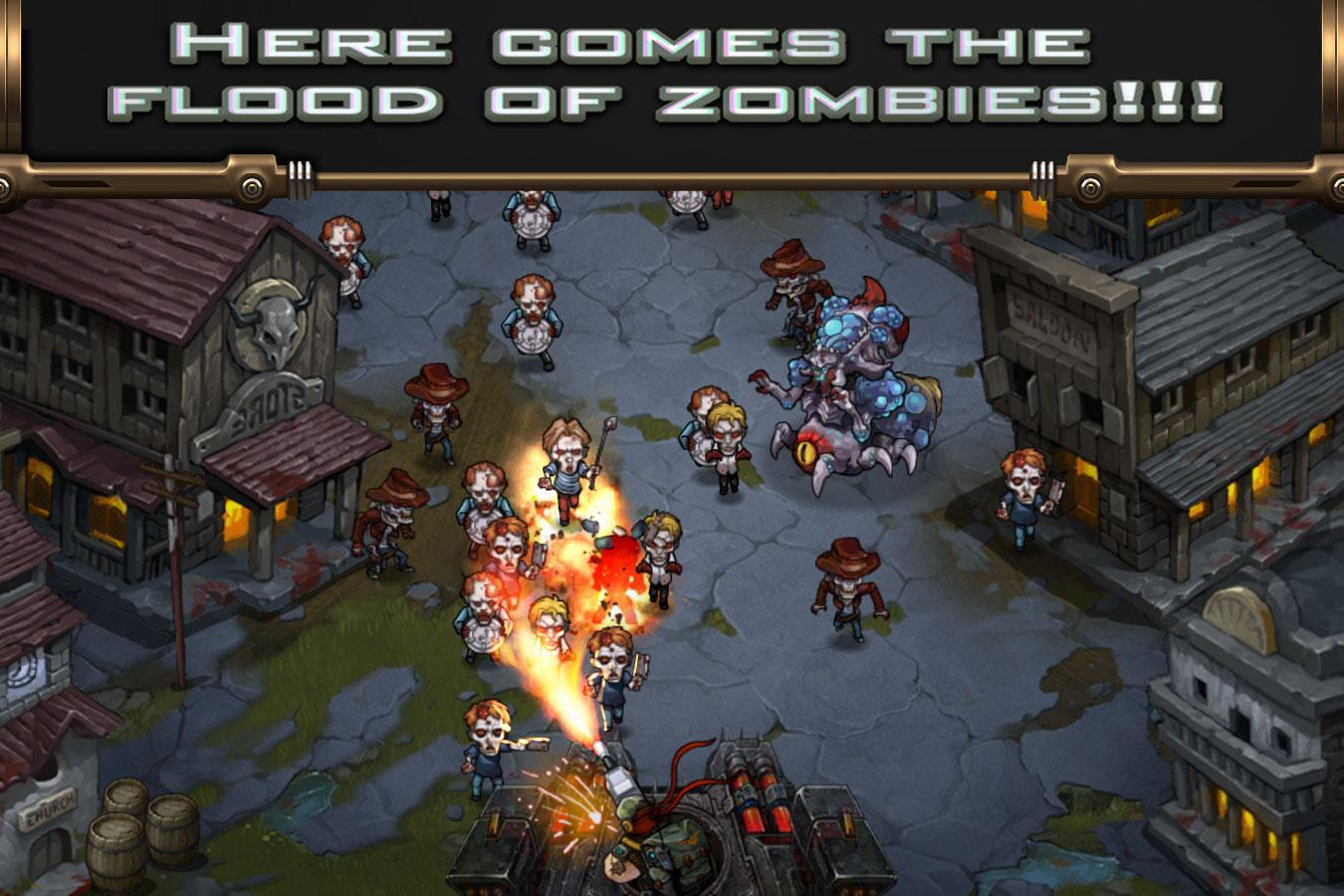 Zombie Storm Screenshot 4