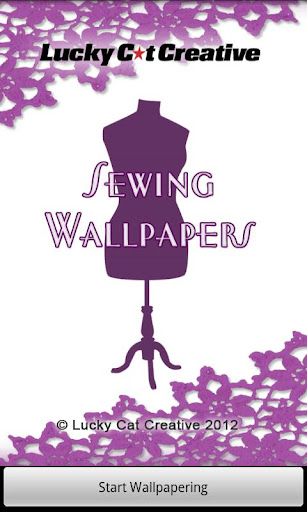 Sewing Wallpapers