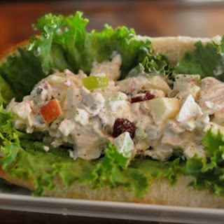 Subway Orchard Chicken Salad