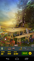 Screenshot of Hidden Object - Summer Garden