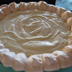 Kathy's Angel Meringue Pie