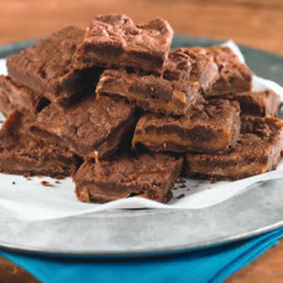 Caramel Brownies III