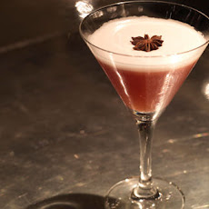 Spiced Martini