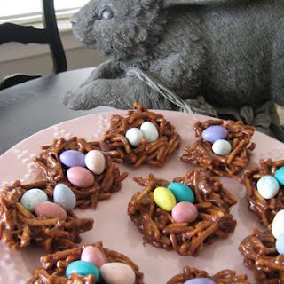 Easter Nest Treats