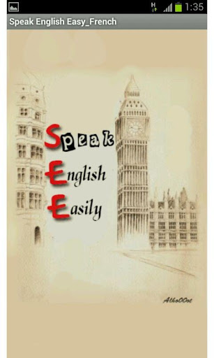 Speak English Easily_French