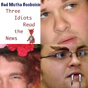 Three Idiots Read the News