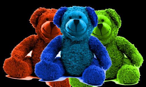 Playschool Teddy Puzzles