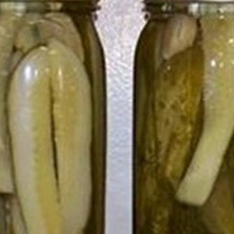 German Dill Pickles