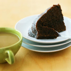 Chocolate-Earl Grey Cake