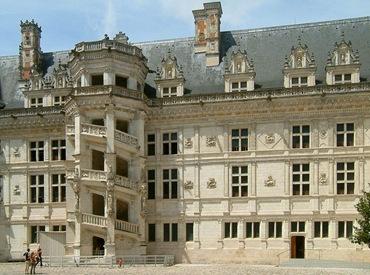 Château de Blois-Renaissance