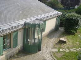 Maison de Balzac-Jardin
