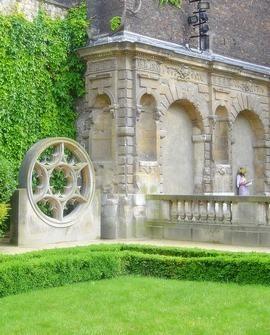 Hôtel de Sully-Jardin