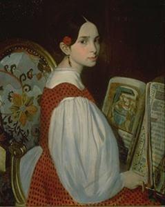 Leopoldine au livre d'heures