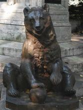 Bern-Statue of Bear
