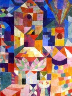 Paul Klee-Garden View