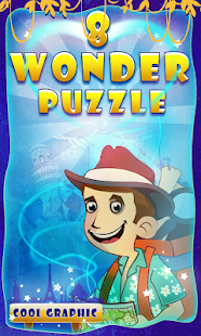 8 Wonder Puzzle - screenshot