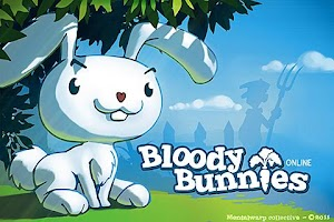 Screenshot of Bloody Bunnies