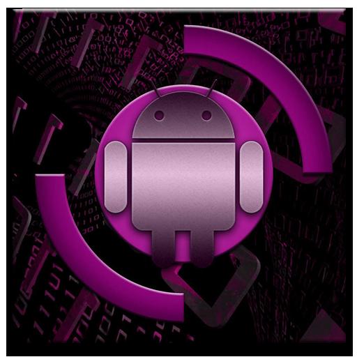 ADW Theme BinaryPink 個人化 App LOGO-APP試玩