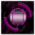ADW Theme BinaryPink icon