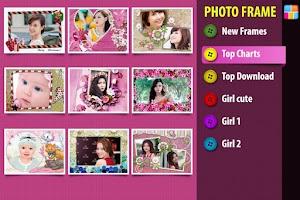Screenshot of Photo Frames - Camera Effects