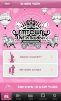 Screenshot of SMTOWN LIVE WORLD TOUR