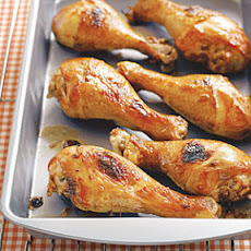 Coffee-Brined Chicken Drumsticks