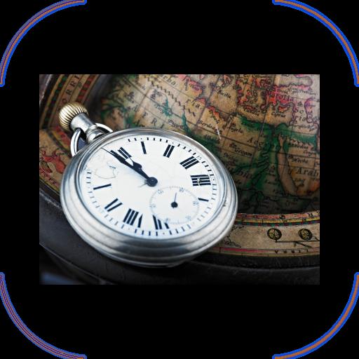 世界時鐘 LOGO-APP點子