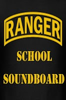 Screenshot of Ranger School Soundboard