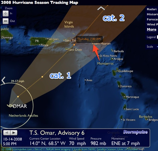 Track Tropical Depression Sixteen, Track Tropical Storm Nana, Track Tropical Storm Omar _ Stormpulse _ Hurricane tracking, mapping.jpg