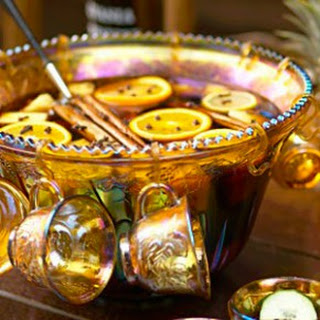 Hendrick's Hot Gin Punch