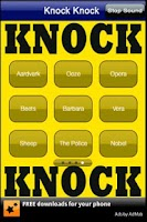 Screenshot of Knock Knock Jokes 4 Kids