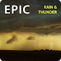 Epic Rain & Thunder Sounds
