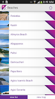 Screenshot of Discover Volos