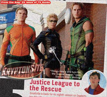 liga de la justicia octava temporada
