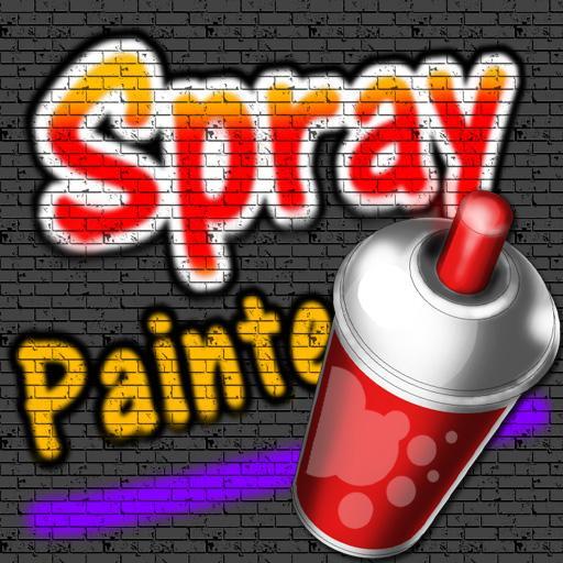 Spray Painter 噴畫家 LOGO-APP點子