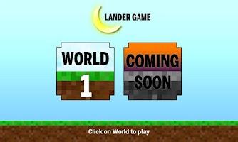 Screenshot of Moon Lander
