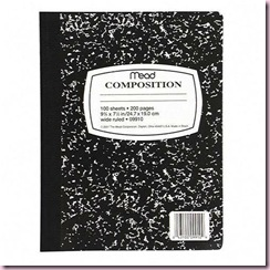 Compositionbook