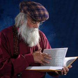 The Professor.. by Rakesh Syal - People Portraits of Men (  )